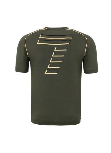 EA7 Emporio Armani Tişört Yeşil
